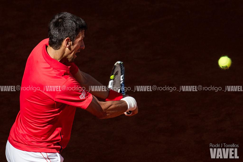 ATP 1000 Madrid- Soffre Federer, passano Nadal e Djokovic