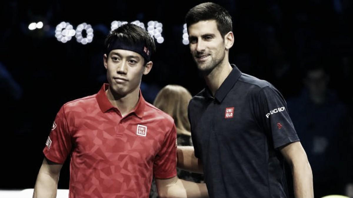 Djokovic vs. Nishikori: duro cruce por las semifinales del US Open 2018