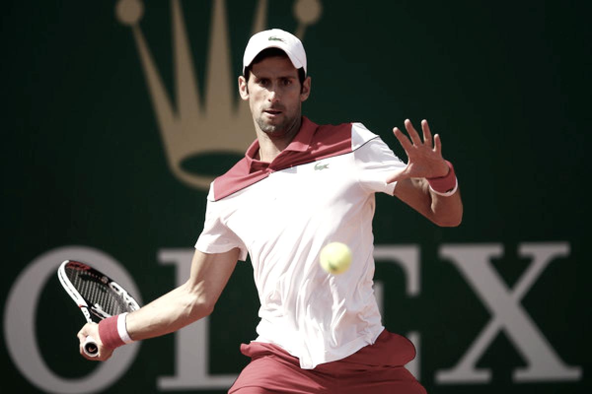 Este sí es Novak Djokovic