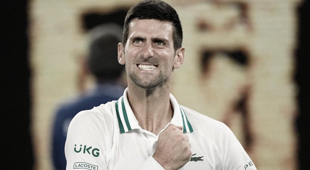 Djokovic hace historia: ya es el N°1 histórico de la ATP
