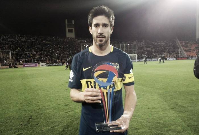 """Pablo Pérez: """"El equipo nunca perdió la idea y no se desesperó"""""""