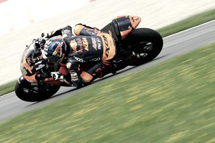 El Red Bull KTM Ajo de test en Valencia