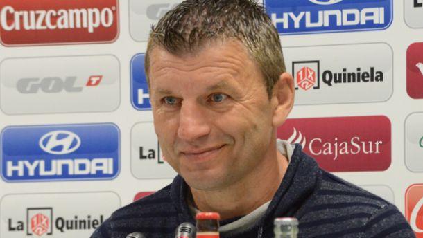 """Djukic: """"Solo nos vale la victoria, la primera final es mañana"""""""