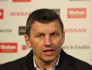 """Djukic: """"El equipo ha competido contra los mejores del mundo"""""""