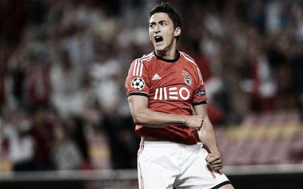 Benfica: Djuricic passa a jogar pelo Southampton