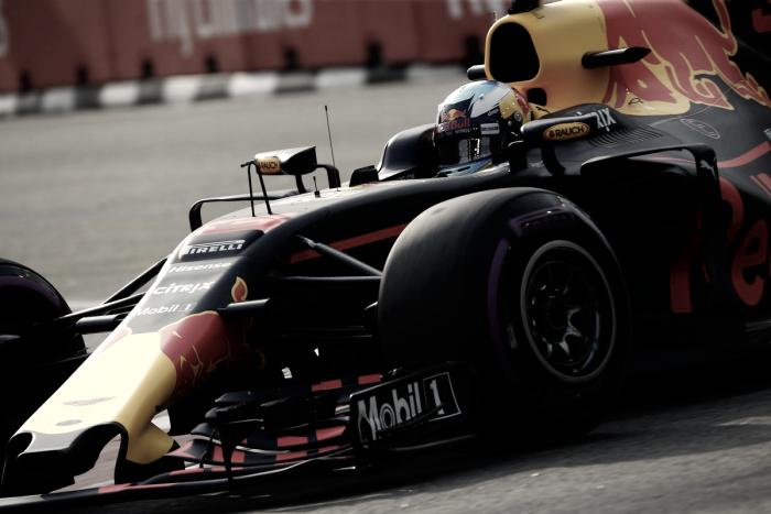 Gp Singapore: Ricciardo il più veloce nelle prime libere
