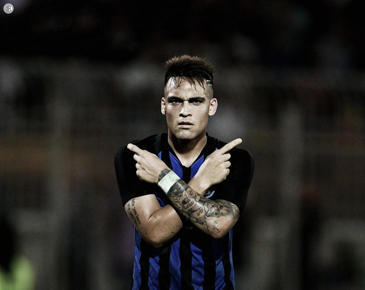 ICC 2018: Inter ancora nel segno di Lautaro, 1-0 al Lione. Bene Dalbert, Joao Mario fischiato