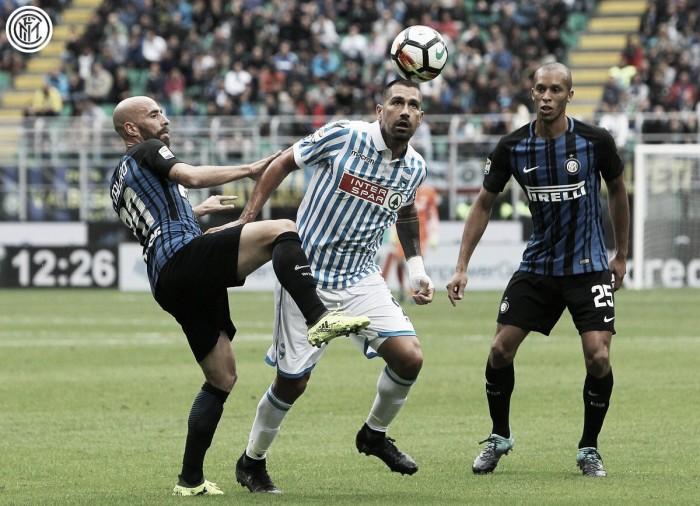 """Inter - le parole di Borja Valero: """"Il derby sarà intenso, un piacere lavorare con Spalletti"""""""