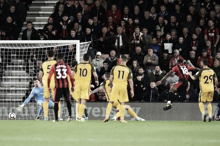 Bournemouth recuperó la confianza a corto plazo
