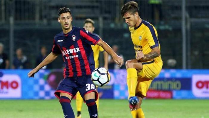 Serie A- Verona contro Crotone in palio la salvezza