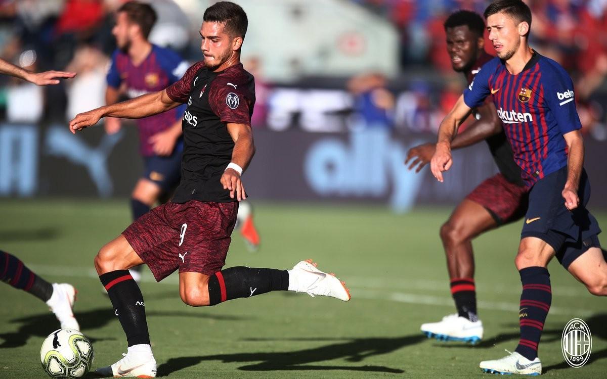 Calciomercato Milan, André Silva al Siviglia
