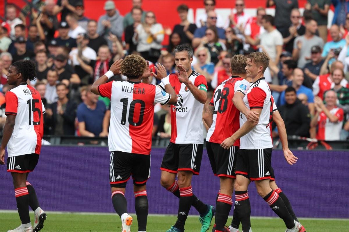Eredivisie: vincono tutte le big, notte fonda per Zwolle e Groningen