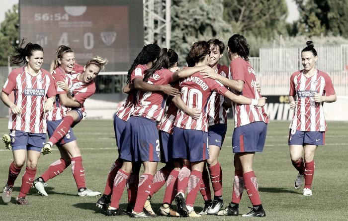 Com destaque para brasileiras, Barcelona e Atlético de Madrid goleiam pelo Espanhol Feminino