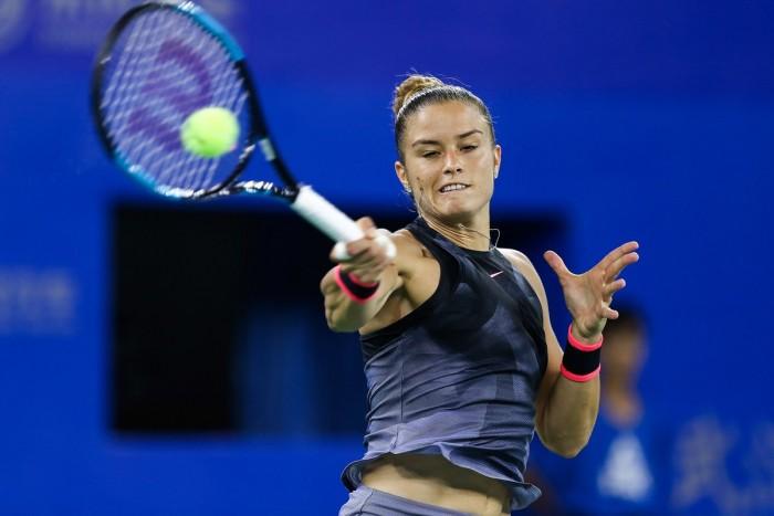 WTA Wuhan - Fuori Pliskova e Cornet, Barty e Sakkari firmano l'impresa. Garcia in semifinale