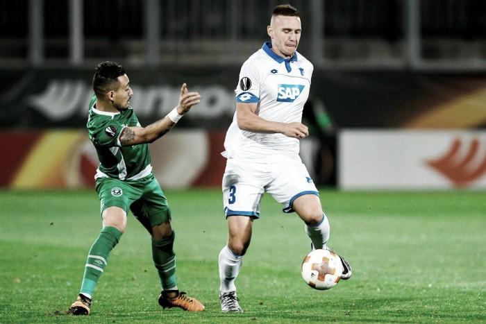 Un ottimo Ludogorets vince di rimonta: Hoffenheim battuto 2-1