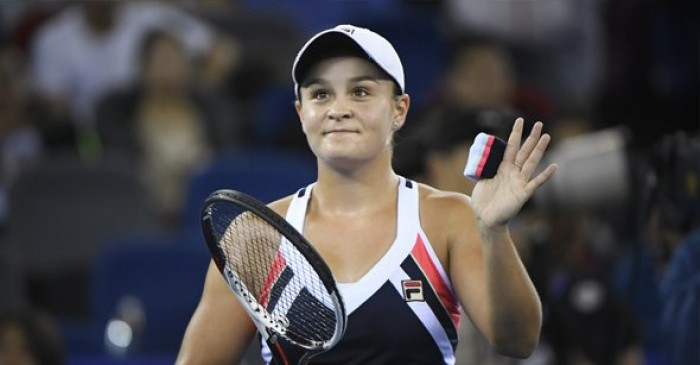 WTA Wuhan - La finale è Barty - Garcia