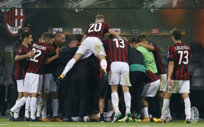 Milan-Roma 1/10/2017: formazioni, risultato live e pagelle