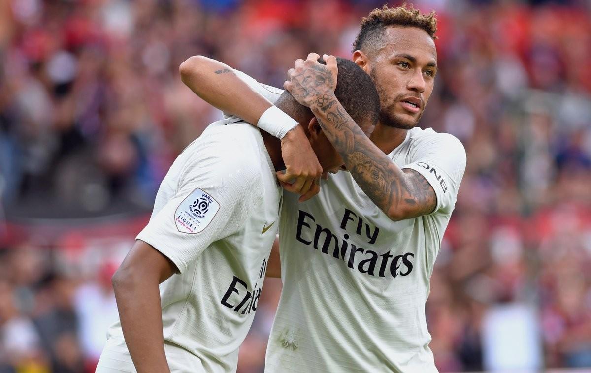 Il sabato di Ligue 1: PSG con il brivido, pari per Nizza e Caen. Vola il Montpellier