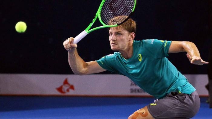 ATP Tokyo, buon avvio per Goffin. Dolgopolov stritola Medvedev