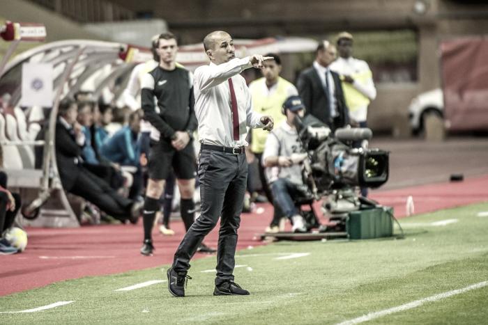 """Leonardo Jardim critica Monaco após empate na Ligue 1: """"Faltou agressividade"""""""