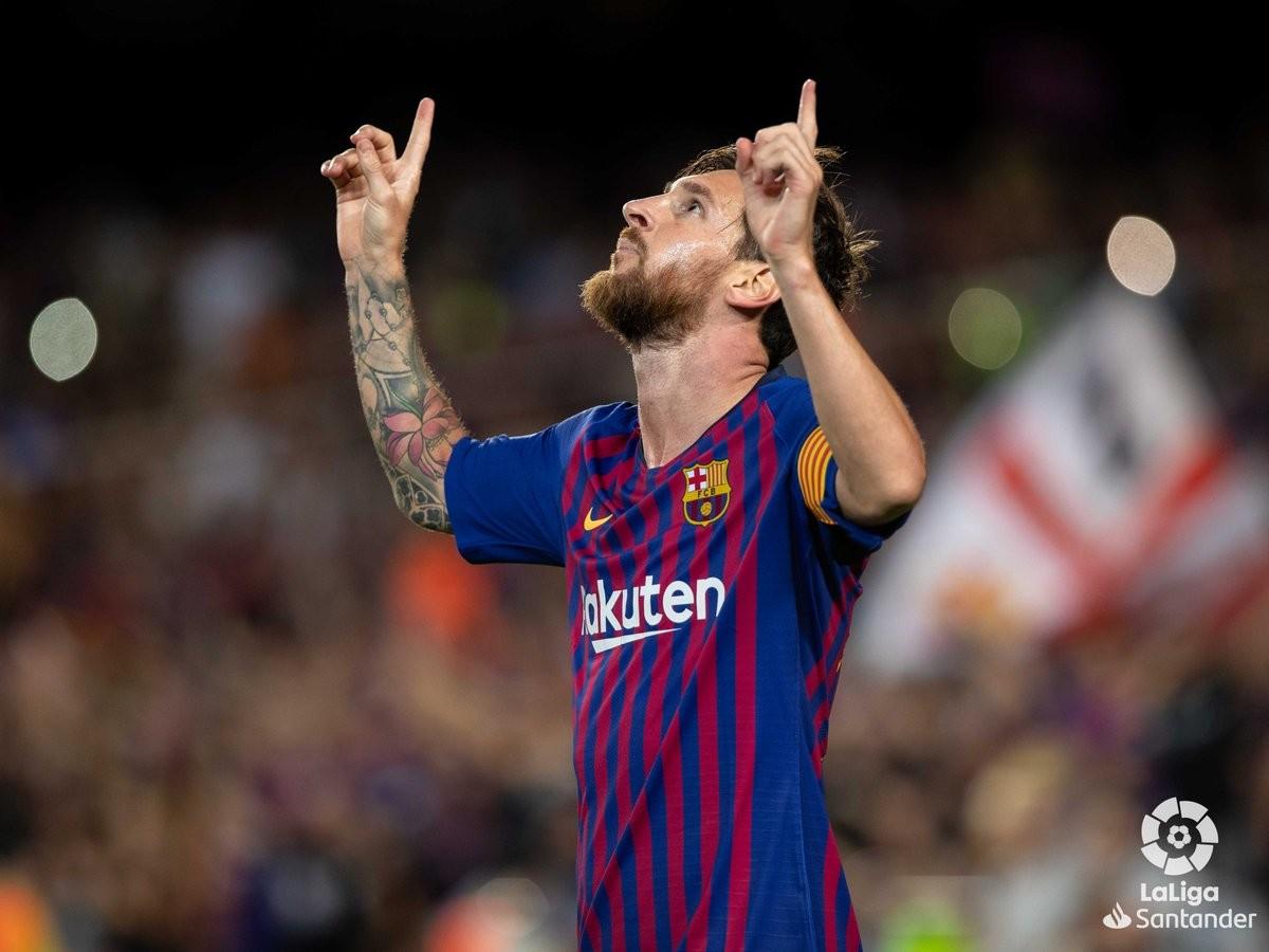 Liga - Il Barcellona sorride con il duo Messi-Coutinho