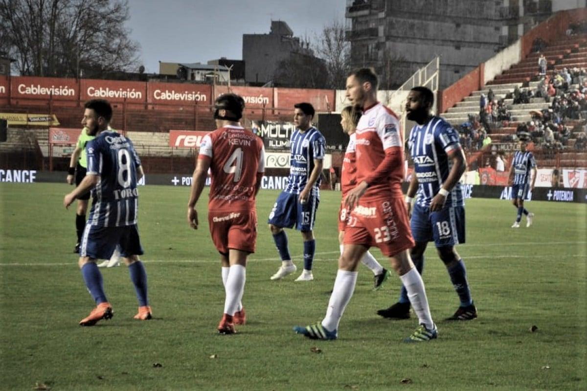 Jugador por jugador: Godoy Cruz vs Argentinos Juniors