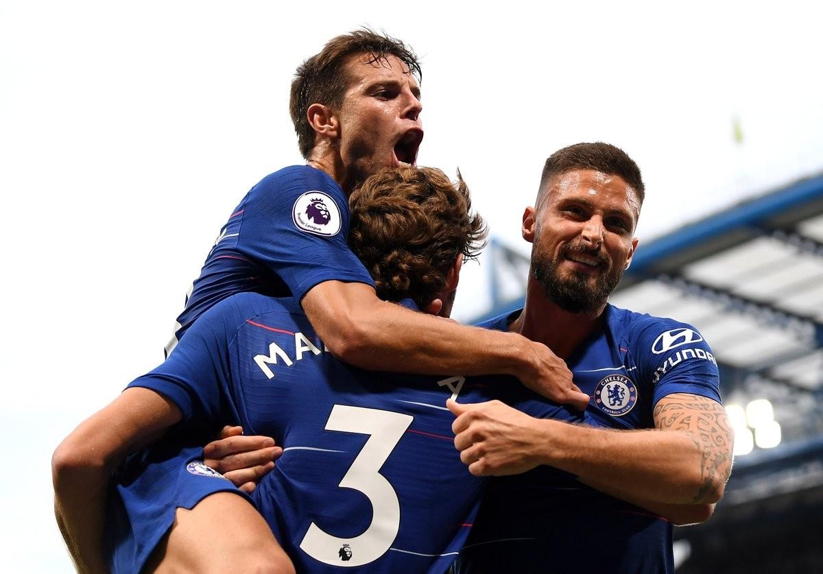 Premier League - Il riassunto del sabato inglese: vola il Chelsea, West Ham ancora battuto