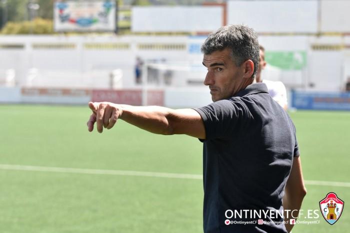 Vicente Parras: ''Si con pocos recursos nos disparamos en los pies, mal vamos''