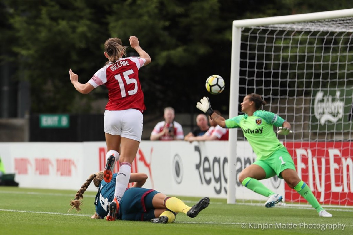 Continental Cup: Arsenal 3-1 West Ham – Gunners hit the ground running