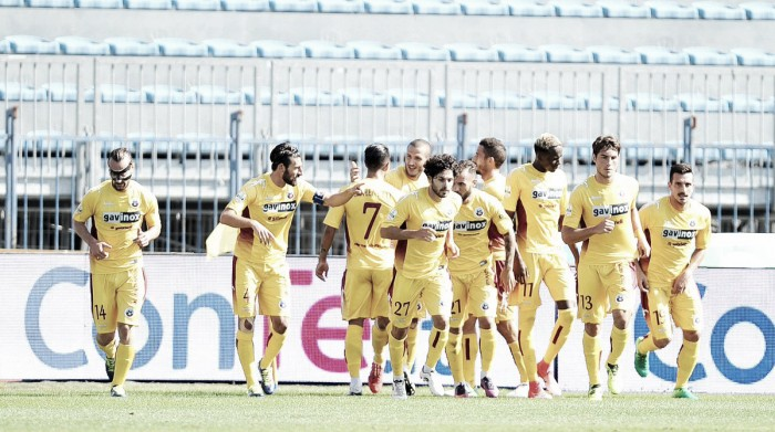 Serie B: delle big vince solo il Perugia, riscossa delle campane. Sorride il Bari
