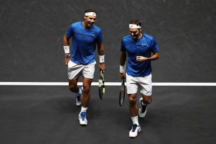 Laver Cup - Federer e Nadal vincono un doppio storico, Querrey/Sock battuti
