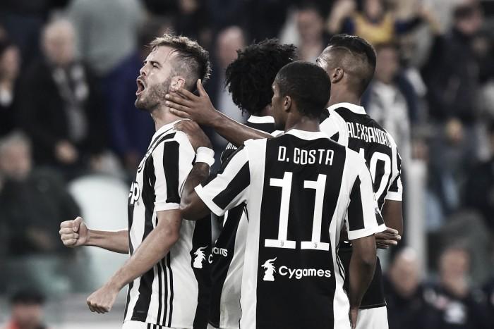 """Juventus-Torino, Allegri: """"La squadra ha fatto bene"""". Pjanic: """"Possiamo solo migliorare"""""""