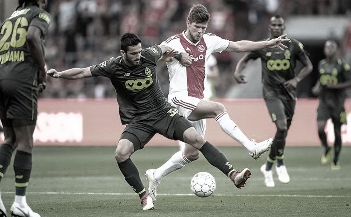 Un Ajax de más a menos
