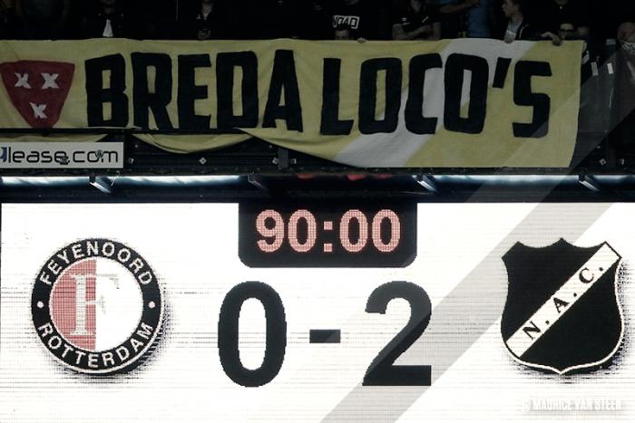 El NAC Breda liquida al Feyenoord gracias a los fallos defensivos