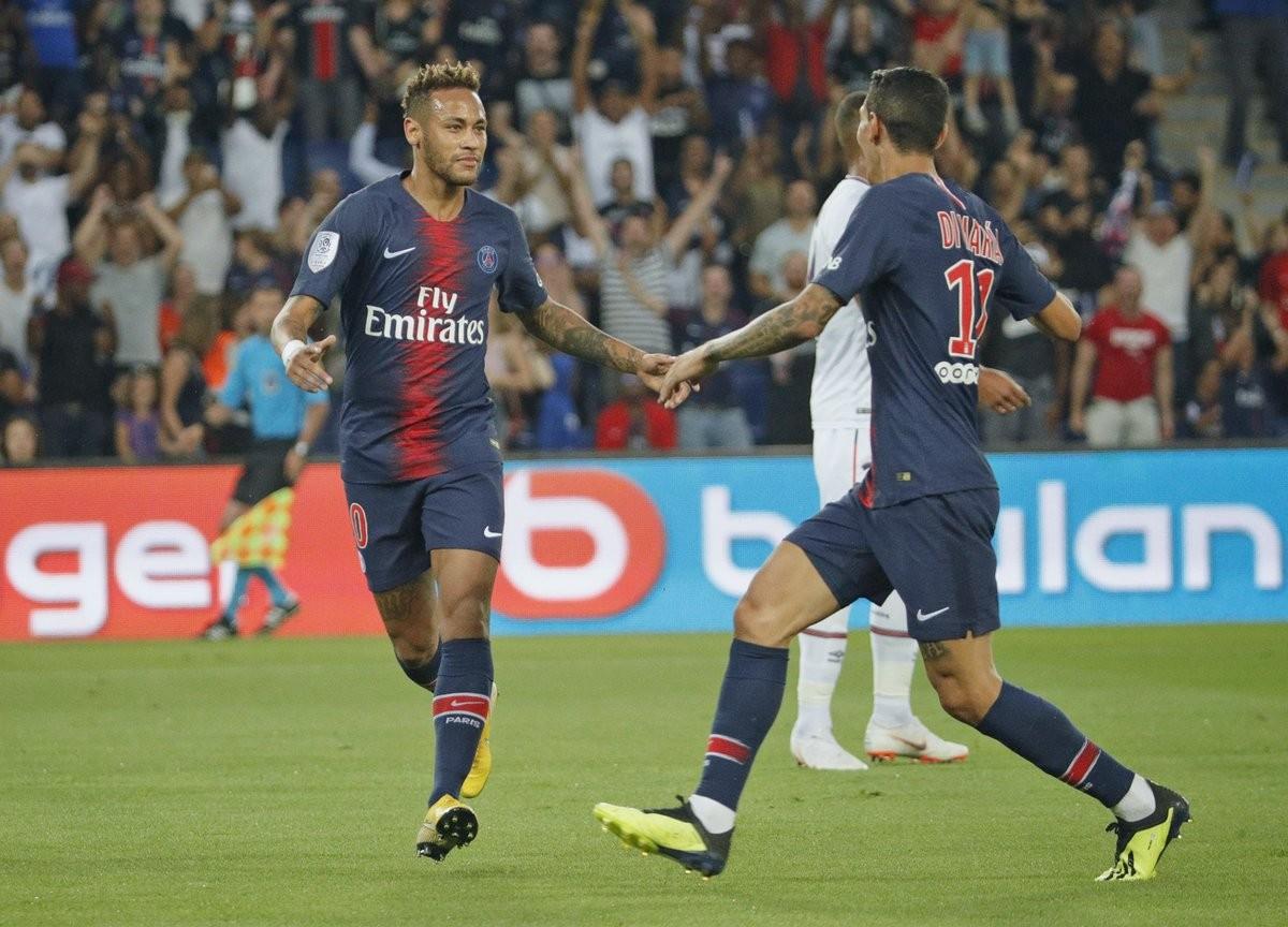 Ligue 1 - Buona la prima per il PSG e per Gigi Buffon: Caen battuto 3-0