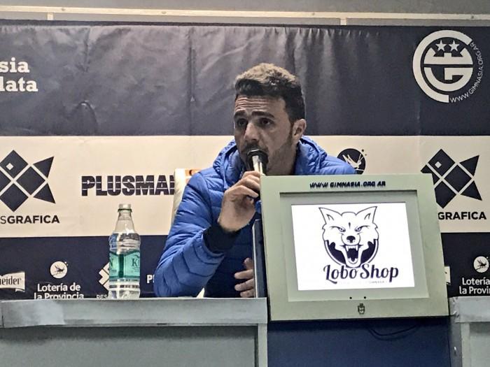 """Mariano Soso: """"Vamos a hacernos cargo de esto"""""""
