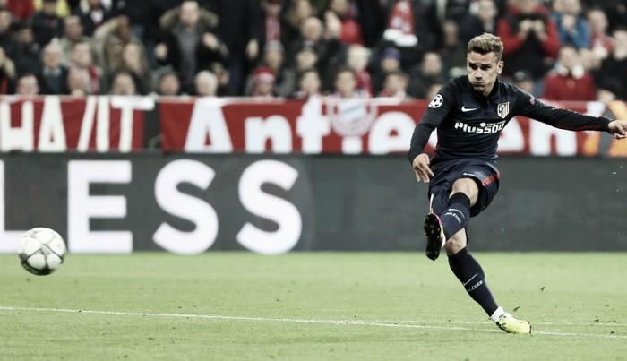 """Autor de gol do Atlético, Griezmann exalta classificação sobre Bayern: """"O melhor vence"""""""