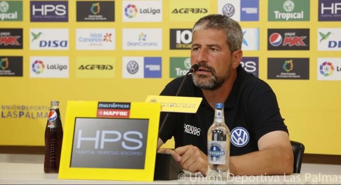 """Márquez: """"Con la experiencia de Vitolo, el ambiente no le afectará"""""""