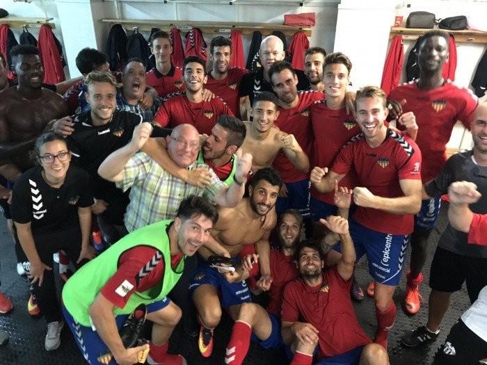 El Atlético Saguntino es amenazado