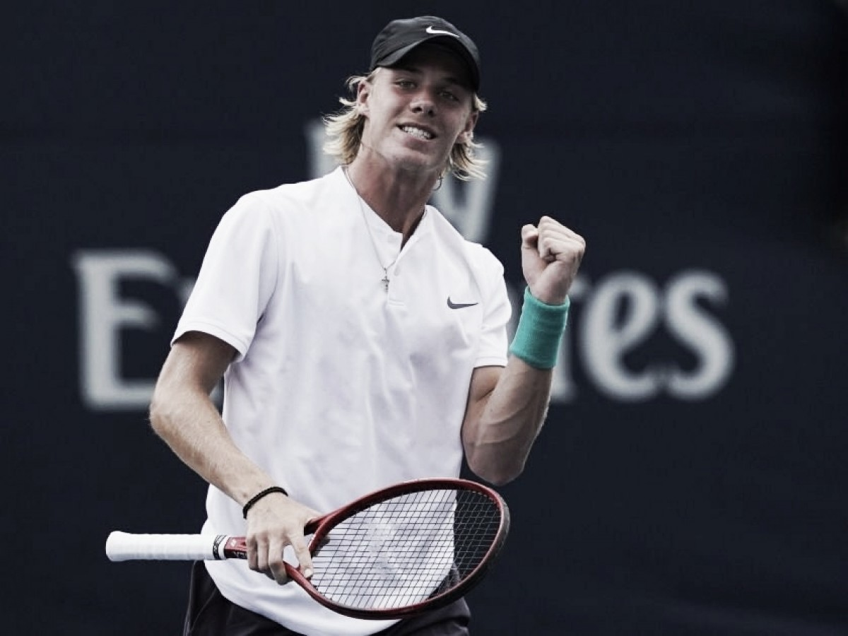 Cincinnati: Shapovalov y Nishikori avanzan, Murray afuera