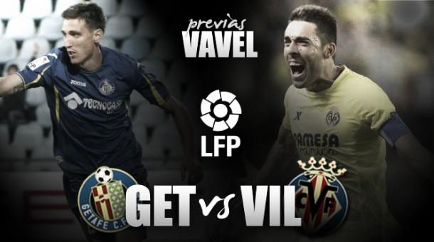 Getafe CF - Villarreal CF: duelo de realidades diferentes