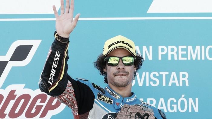 """Moto2, Morbidelli: """"Bello lottare con Luthi, pensavo ci sarebbero stati anche Marquez e Oliveira"""""""