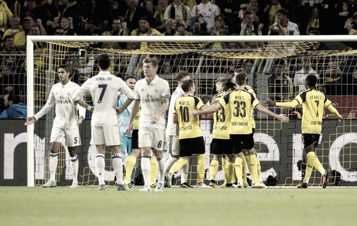 Seis partidos perdidos en la ida de una competición europea y solo uno superado