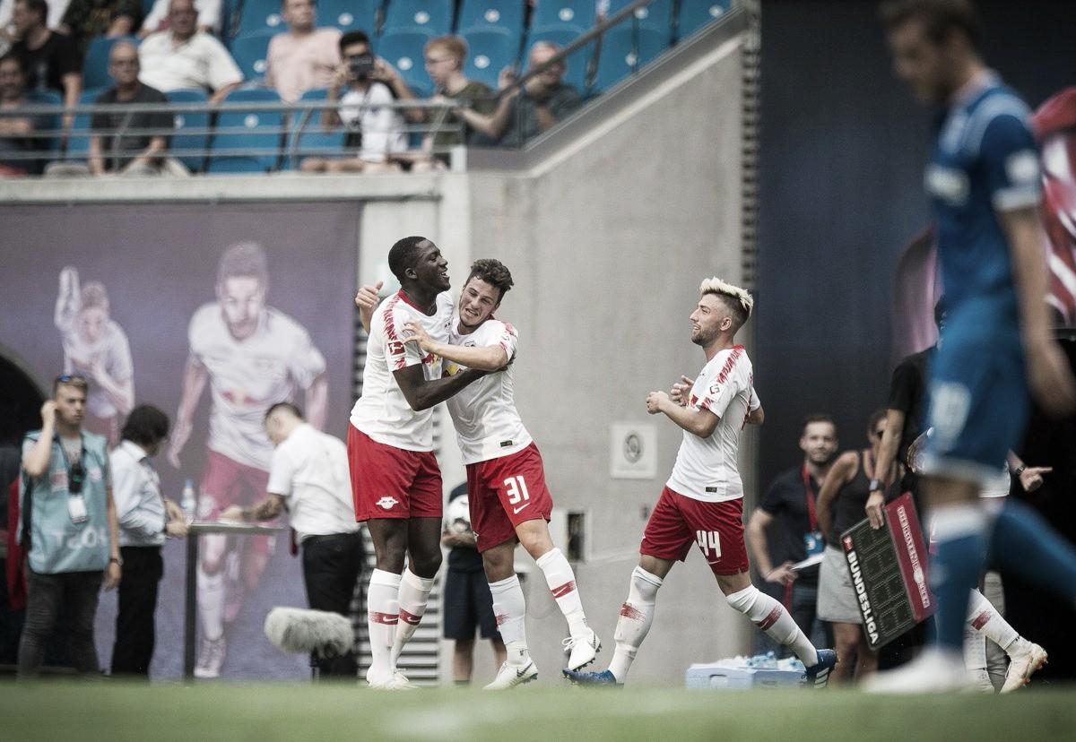 Leipzig da el primer paso a la fase de grupos de la Europa League