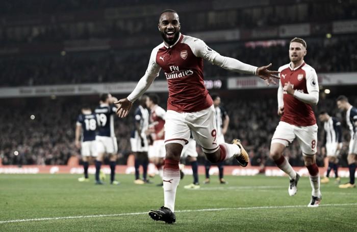 Arsenal dio otro golpe con mucha autoridad