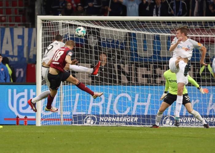 1. FC Nürnberg 3-1 VfL Bochum: Der Club come from behind to sink Bochum