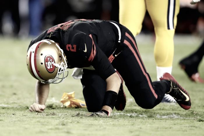 Los Rams se complican, pero logran la victoria ante los 49ers