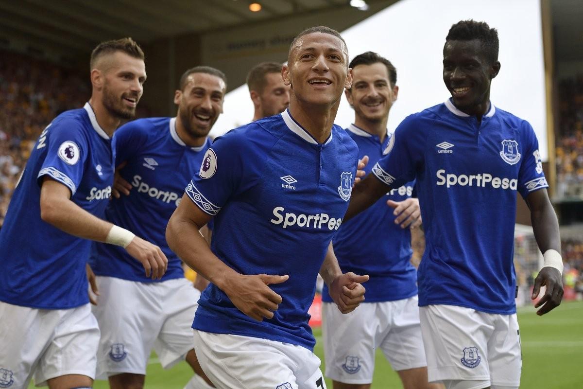Premier League: show e quattro gol. Tra Wolves ed Everton è 2-2