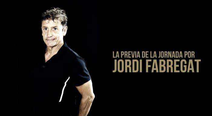 """Jordi Fabregat: """"El equipo no se ha relajado y es buena señal"""""""