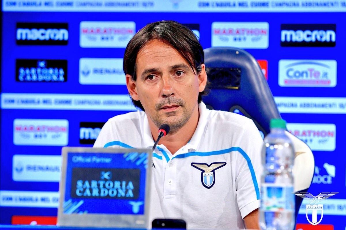 La Lazio ospita il Frosinone: l'obiettivo è vincere per cercare i primi punti in campionato